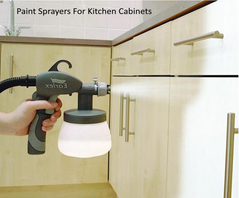 Best Paint Sprayers For Kitchen Cabinets - Zallag