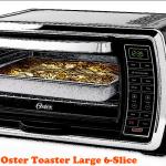 Oster Toaster Large 6-Slice