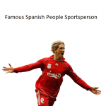 Famous Spanish People Sportsperson